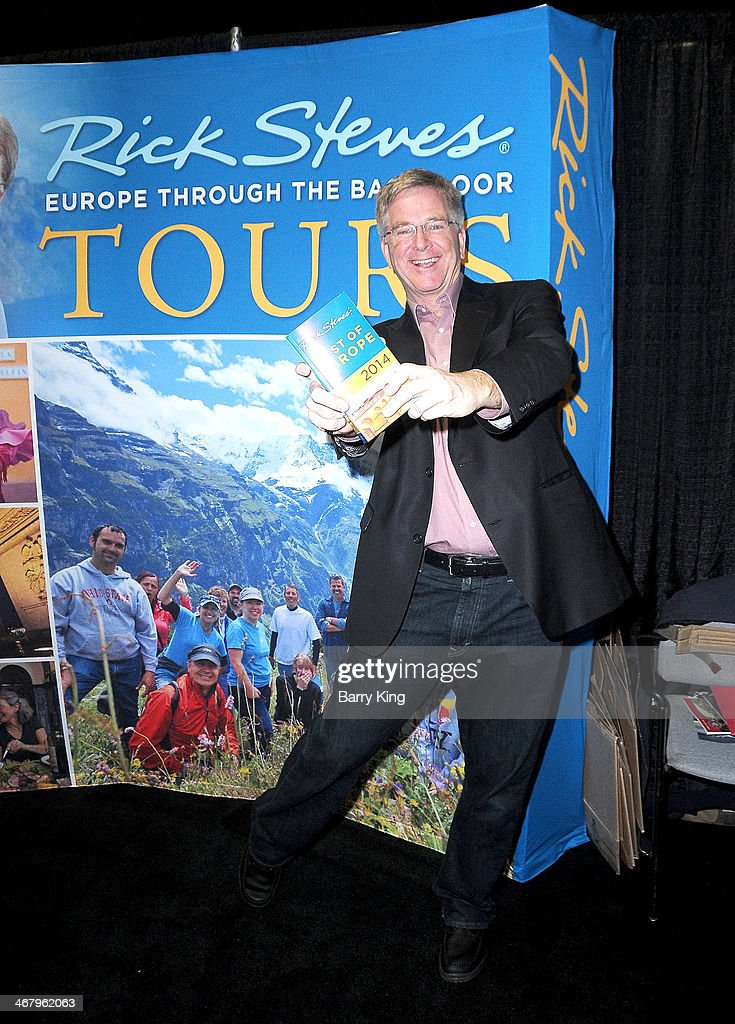 2014 Los Angeles Travel & Adventure Show - Day 1 : News Photo