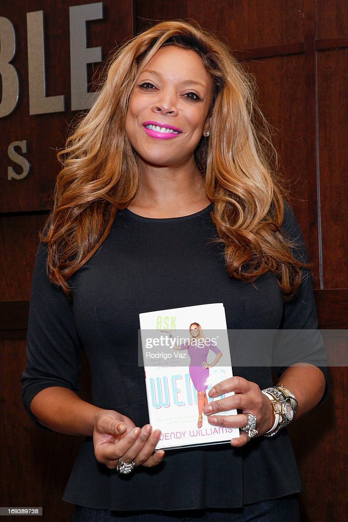 "Wendy Williams Book Signing For ""Ask Wendy"""