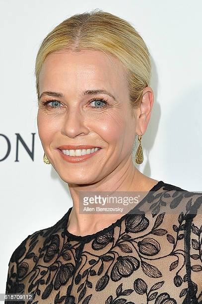 TV personality/comedian Chelsea Handler attends amfAR's Inspiration Gala Los Angeles at Milk Studios on October 27 2016 in Hollywood California