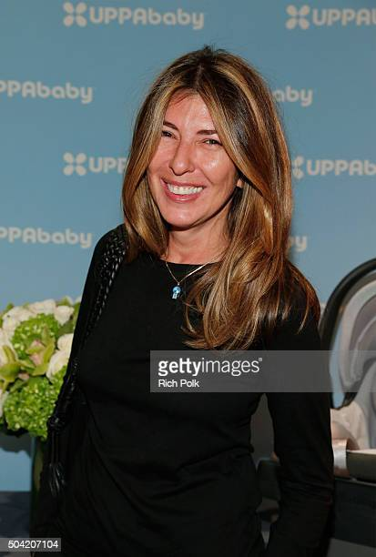 TV personality/Creative Director of Marie Claire Magazine Nina Garcia attends the HBO Luxury Lounge at the Four Seasons Hotel Los Angeles at Beverly...