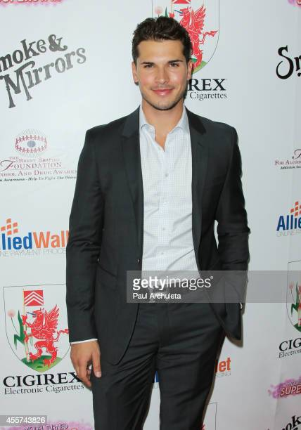 Personality/Dancer Gleb Savchenko attends the annual Summer Spectacular Under The Stars for the Brent Shapiro foundation for alcohol and drug...