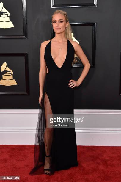TV personalityfashion designer Kristin Cavallari attends The 59th GRAMMY Awards at STAPLES Center on February 12 2017 in Los Angeles California