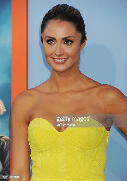 TV personality/model Katie Cleary arrives at the Premiere Of Warner Bros 'Vacation' at Regency Village Theatre on July 27 2015 in Westwood California