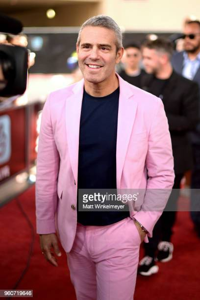 TV personalityproducer Andy Cohen attends the 2018 Billboard Music Awards at MGM Grand Garden Arena on May 20 2018 in Las Vegas Nevada