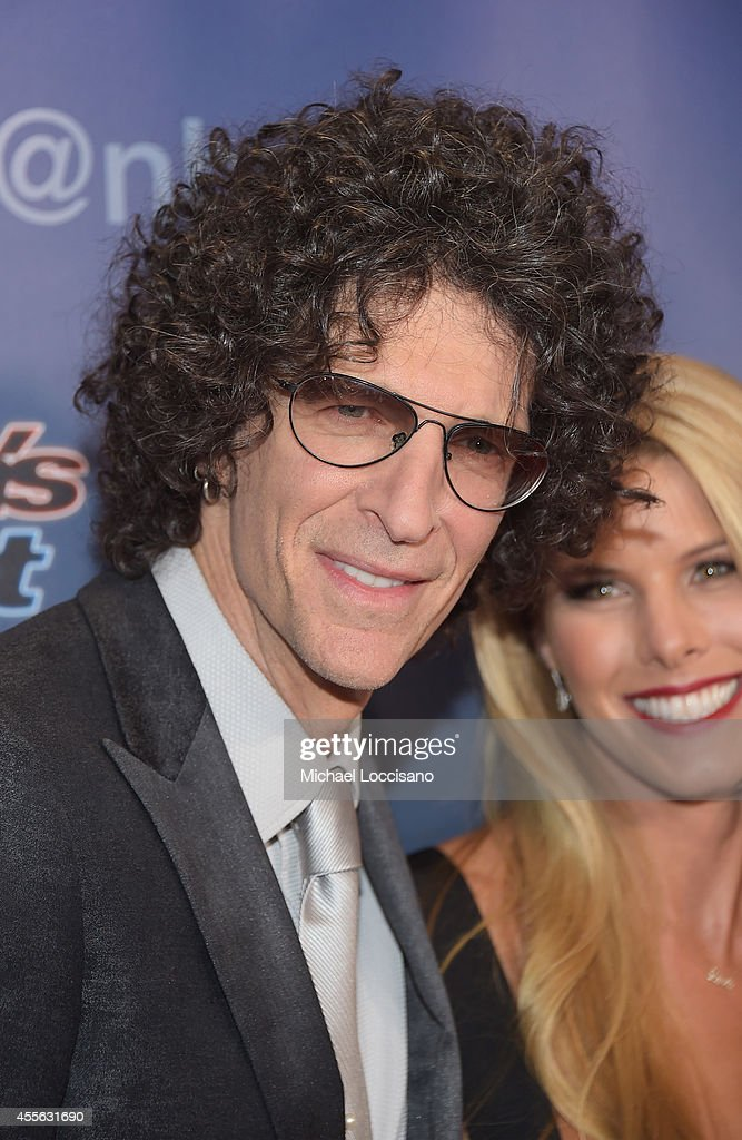 TV personality/radio personality Howard Stern attends the 'America's Got Talent' season 9 finale red carpet event at Radio City Music Hall on September 17, 2014 in New York City.