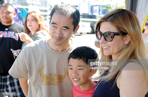 TV personality/reality star Brandi Passante attends the Premiere Party For Storage Wars Season 4 held at Now and Then Thrift Store on March 8 2014 in...