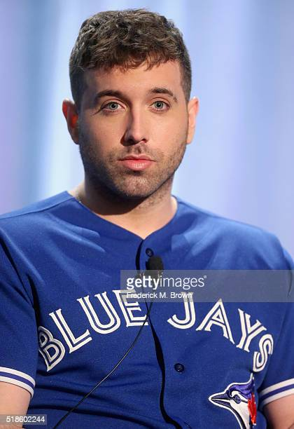 Personality/recording artist Mike Stud speaks onstage during the 'This is Mike Stud' panel at the 2016 NBCUniversal Summer Press Day at Four Seasons...