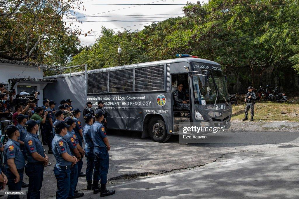 Manila Court Issues Verdict In Ampatuan Massacre : Foto jornalística