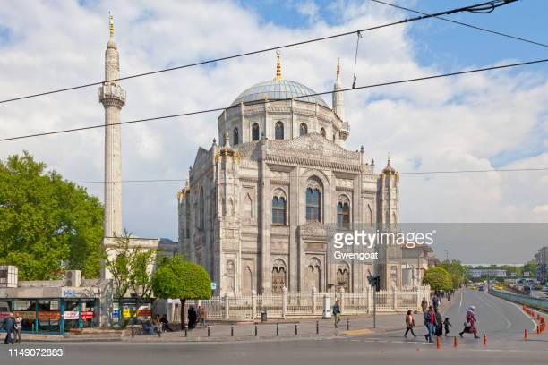 Pertevniyal Valide Sultan Mosque in Istanbul