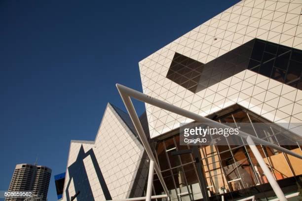 Perth Arena Detail