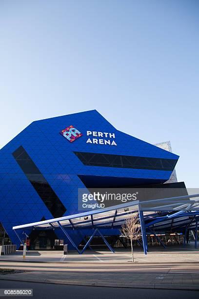 Perth Arena Entrance