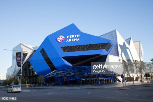 Perth Arena Front Entrance