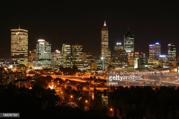 Perth at night 1