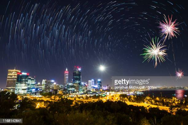 perth, australia - australia day - australia day stock pictures, royalty-free photos & images