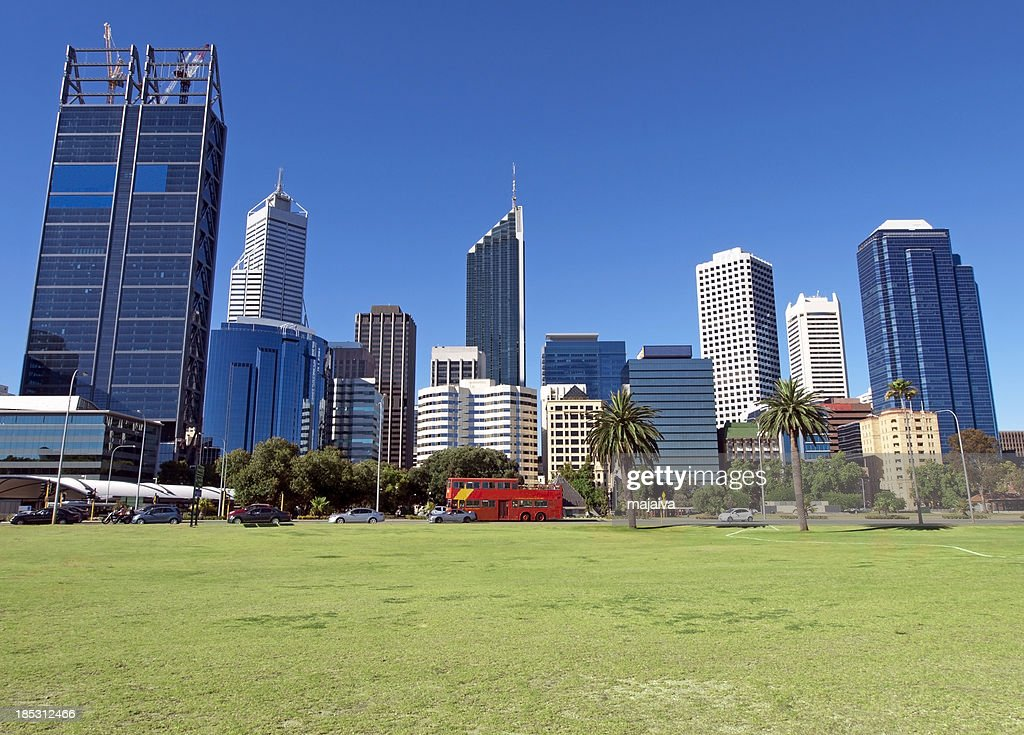 Perth city : Stock Photo