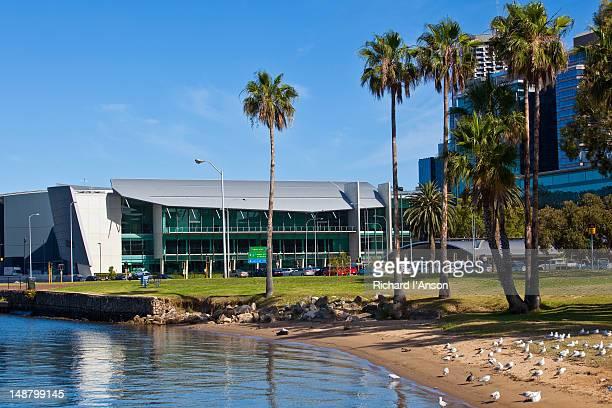 Perth Convention and Exhibition Centre.