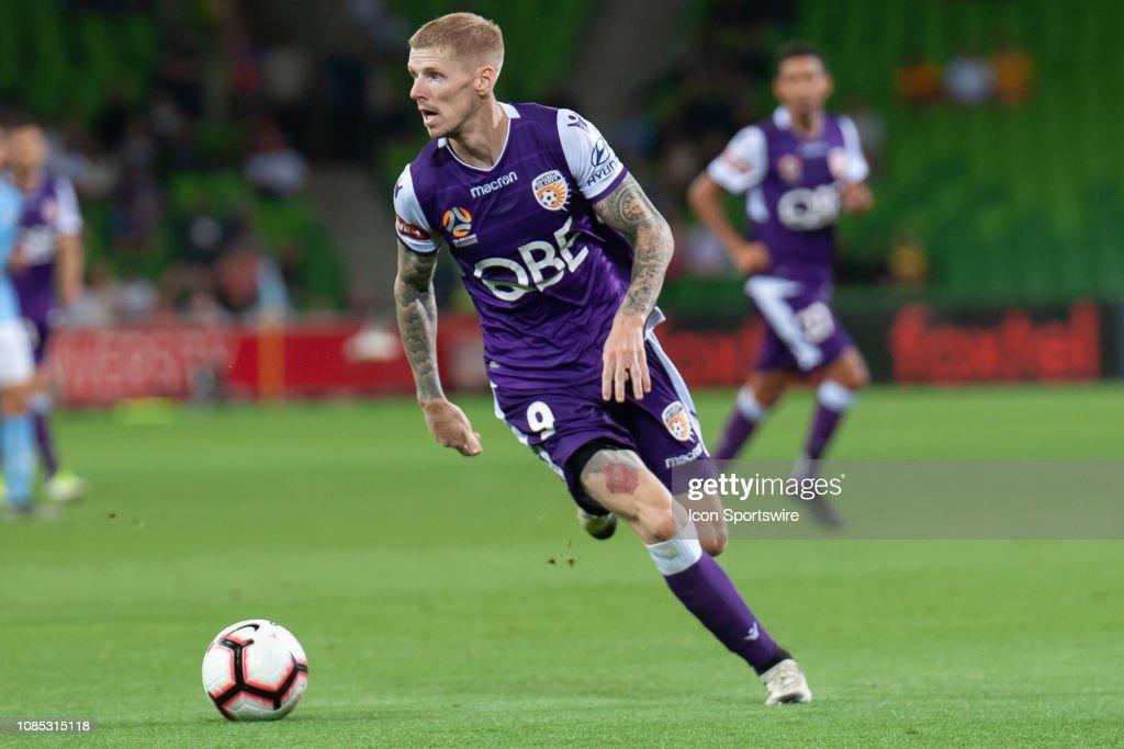 SOCCER: JAN 19 A-League - Perth Glory at Melbourne City FC : News Photo