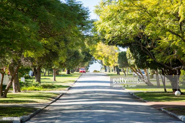 perth suburbs - residential district stock pictures, royalty-free photos & images