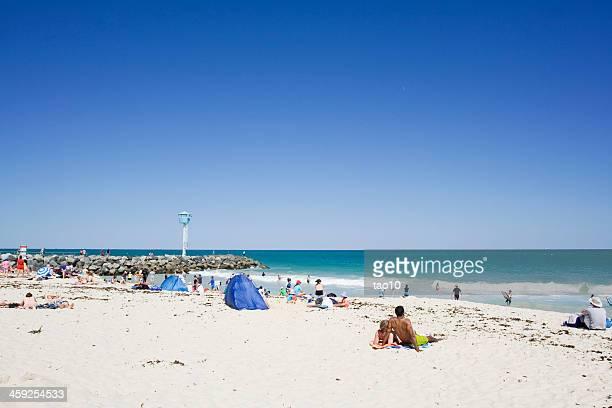 Perth's City Beach