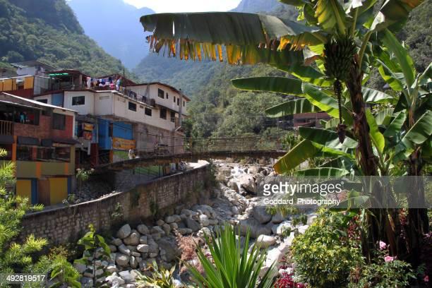 Peru: Aguas Calientes pelo Rio Urubamba