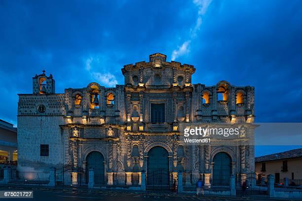 Peru, Cajamarca, Catedral de Cajamarca