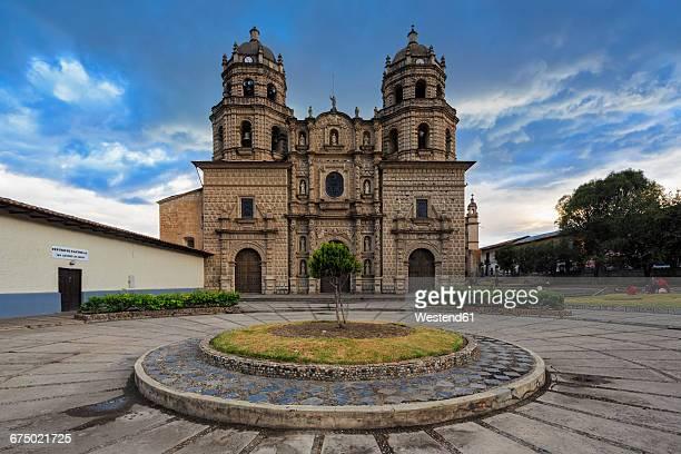 Peru, Cajamarca, Convento de San Francisco