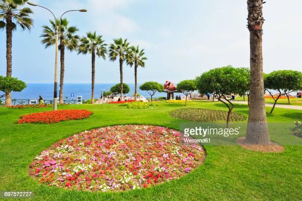 Peru, Lima, Miraflores, Malecon, Miraflores Boardwalk, Parque del Amor