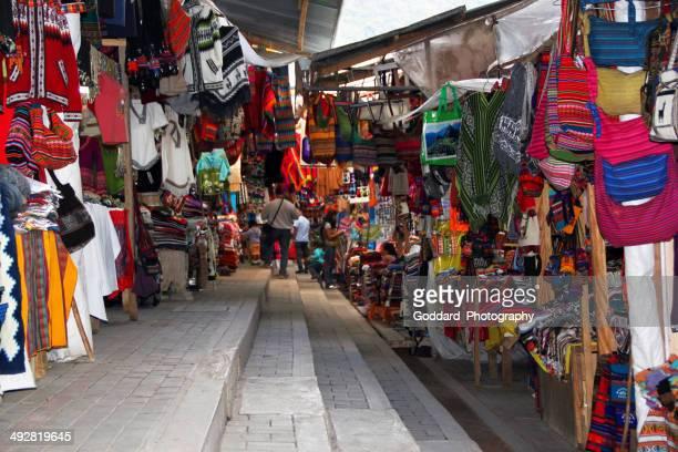 Peru: Mercado de Aguas Calientes