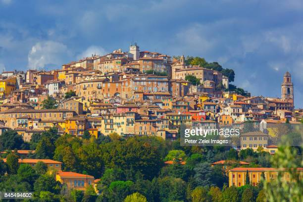 perugia in umbria, italy - perugia stock pictures, royalty-free photos & images