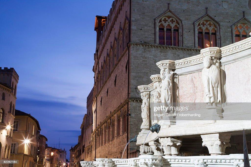 Perugia, Umbria, Italy, Europe : Stock Photo