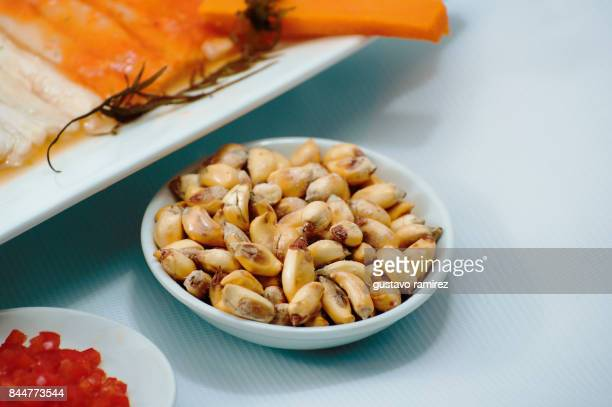 peruvian cebiche seafood