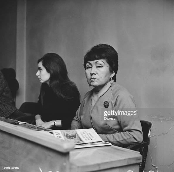 Peruvian Economist, Communist Leader, And Author Hilda