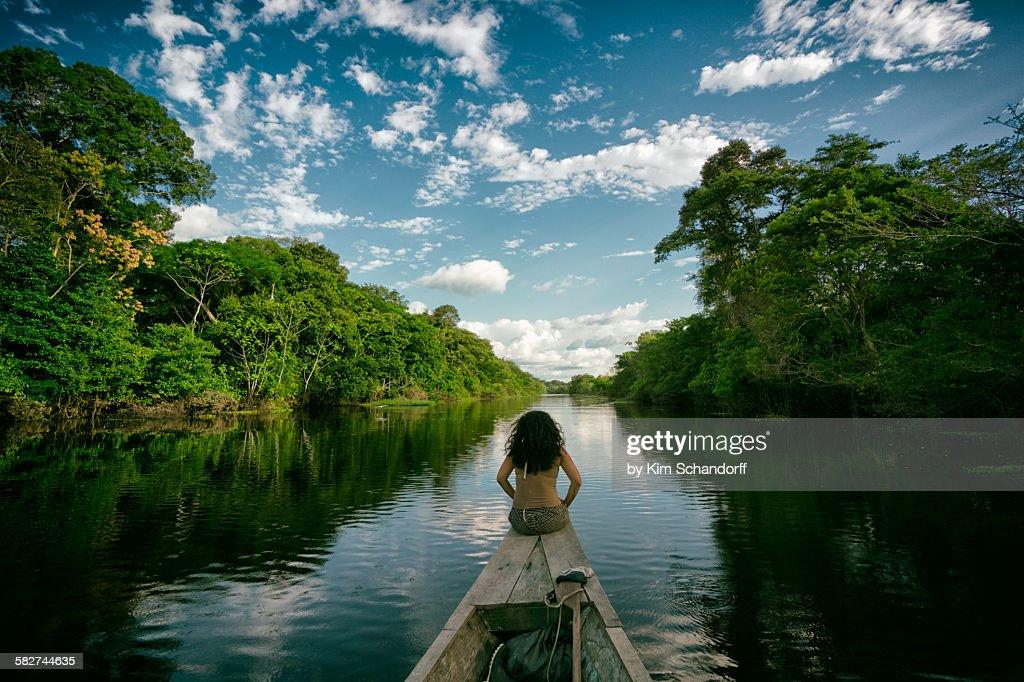 Peruvian nature : Stock Photo