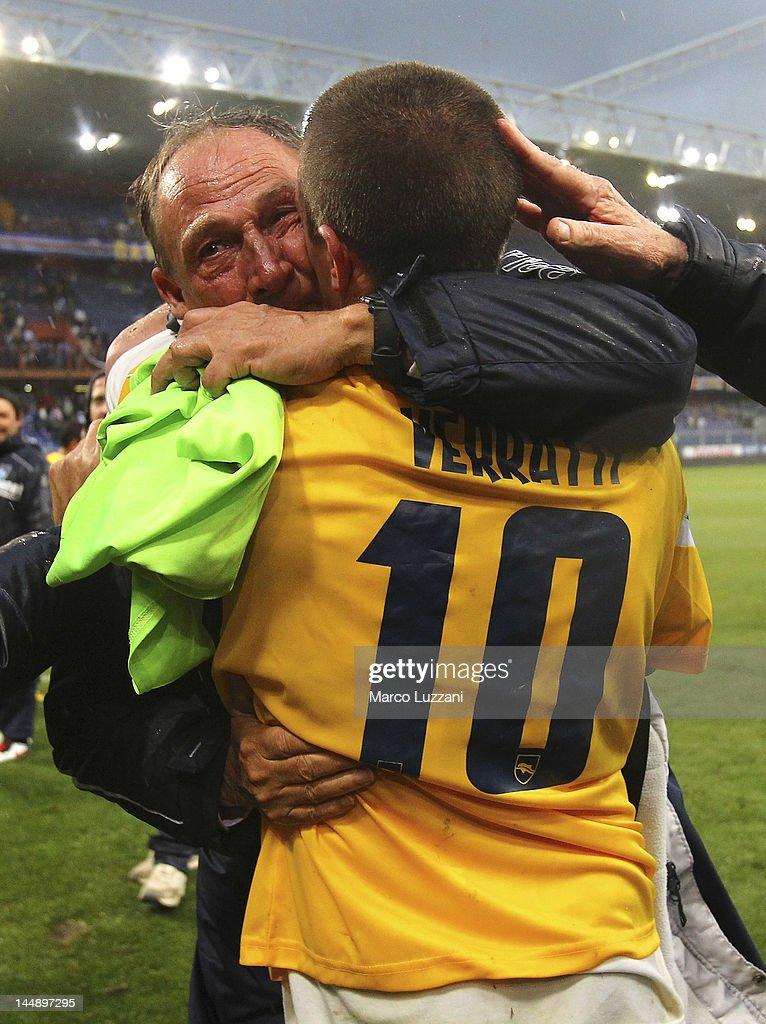 UC Sampdoria v Pescara Calcio - Serie B : News Photo