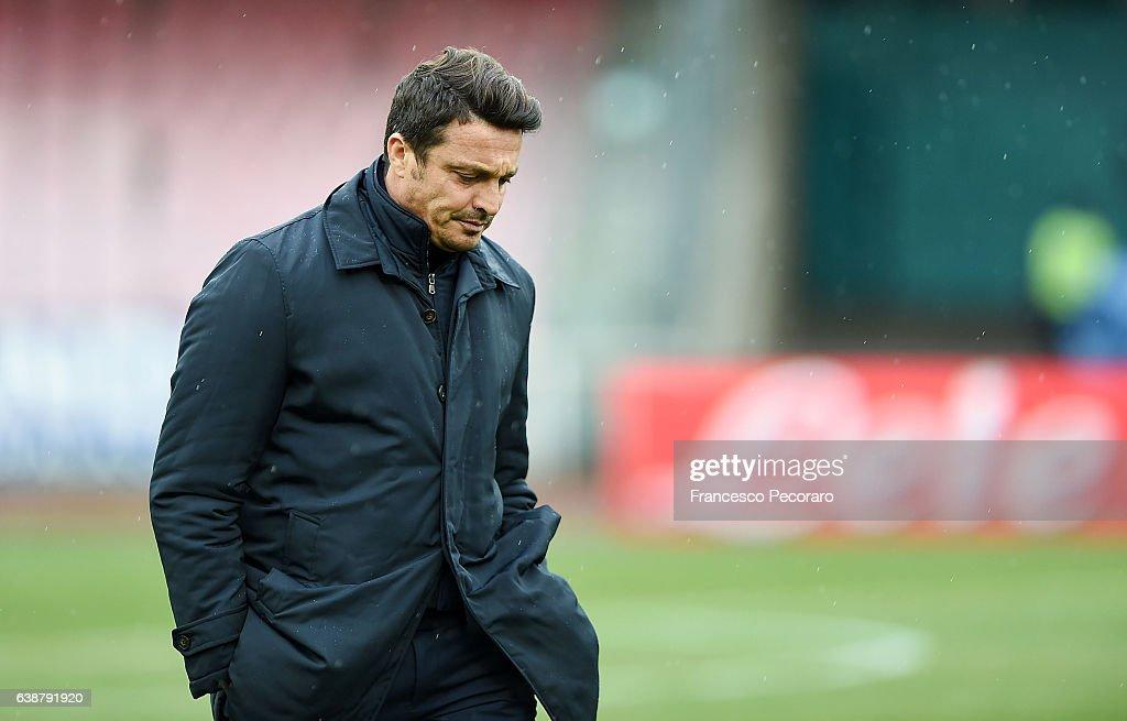 SSC Napoli v Pescara Calcio - Serie A : News Photo