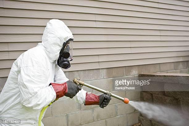 Extermination des nuisibles Travailleur Asperger Insecticide près de chez vous