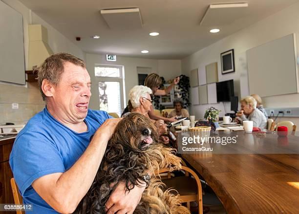 Haustier-Therapie