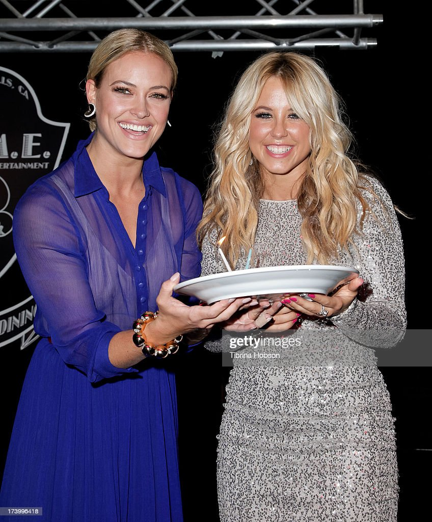 "Chelsie Hightower And Peta Murgatroyd Celebrate Their Birthdays Supporting Anti-Human Trafficking Organization ""Unlikely Heroes"" - Inside"