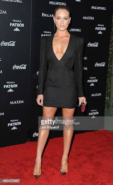 Peta Murgatroyd arrives at the MAXIM Hot 100 Celebration Event at Pacific Design Center on June 10 2014 in West Hollywood California
