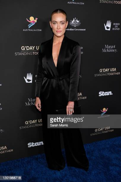 Peta Murgatroyd attends G'Day USA 2020 at Beverly Wilshire A Four Seasons Hotel on January 25 2020 in Beverly Hills California