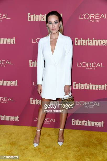 Peta Murgatroyd attends the 2019 Entertainment Weekly Pre-Emmy Party at Sunset Tower on September 20, 2019 in Los Angeles, California.