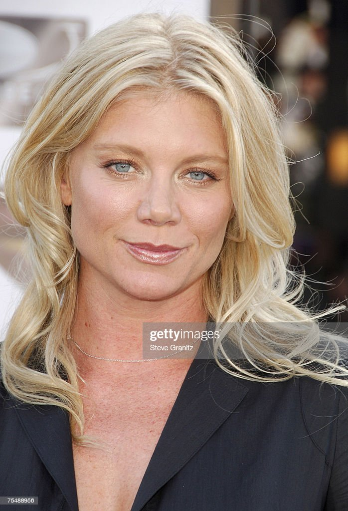 Peta Wilson at the Mann's Village and Bruin Theaters in Westwood, California