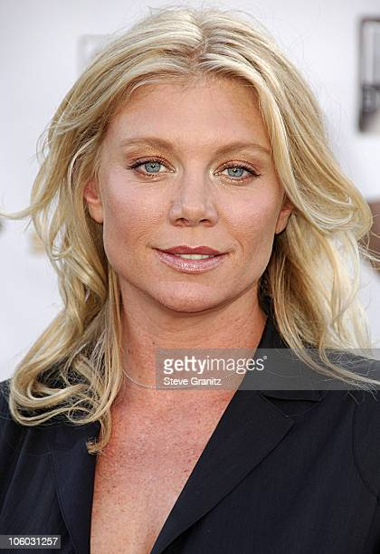 "Peta Wilson during World Premiere of ""Superman Returns"" - Arrivals at Mann's Village and Bruin Theaters in Westwood, California, United States."
