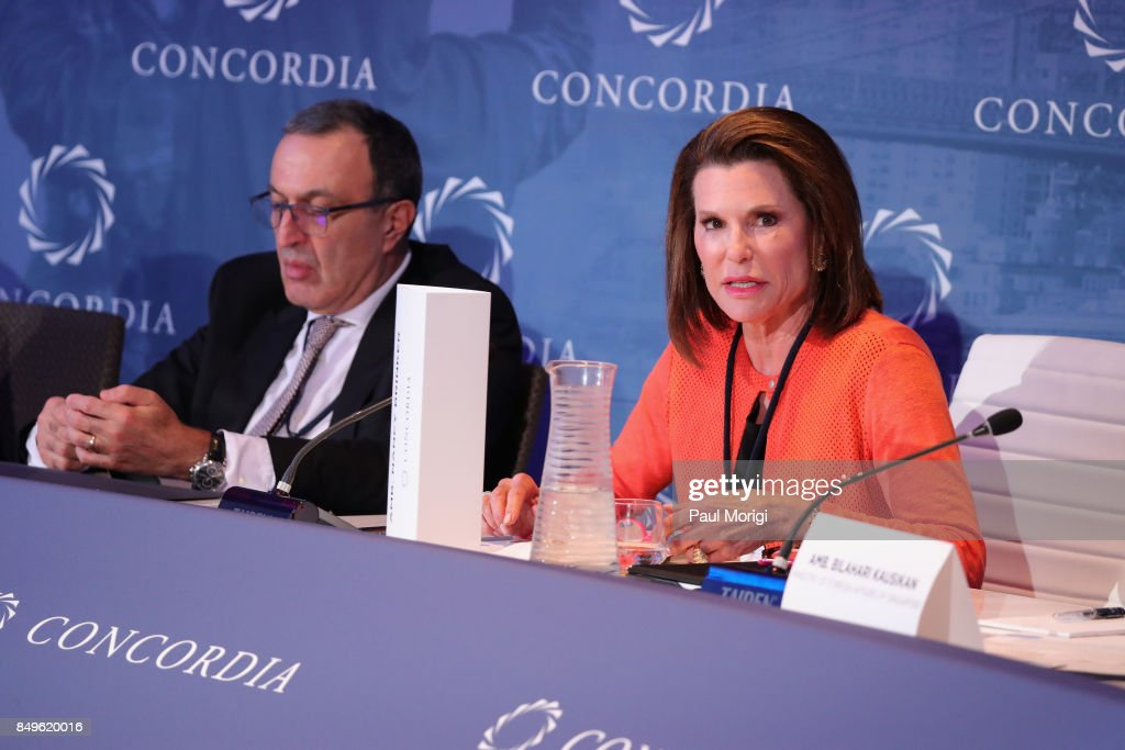 The 2017 Concordia Annual Summit - Day 2 : News Photo