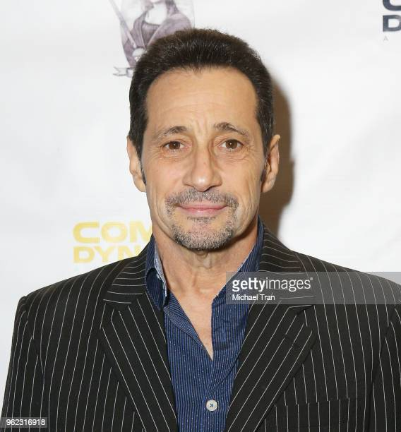 Pete Antico attends the Los Angeles premiere of Comedy Dynamics' The Fury Of The Fist And The Golden Fleece held at Laemmle's Music Hall 3 on May 24...