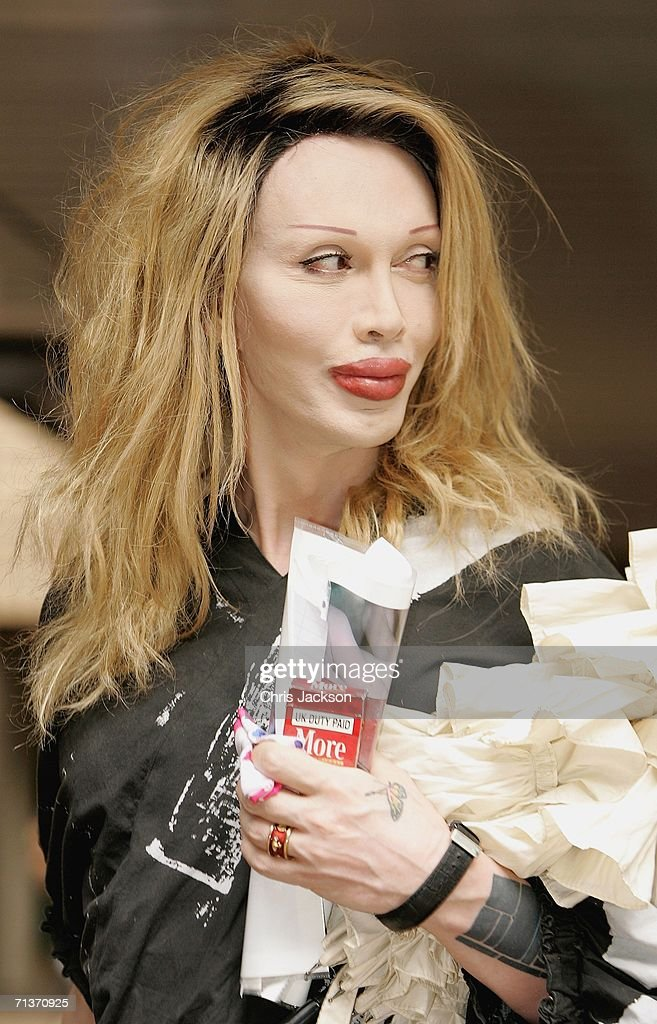 Pete Burns Harassment Charge - Court Hearing : News Photo