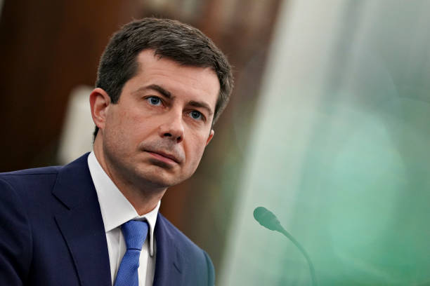 DC: Senate Committee Considers Nomination Of Pete Buttigieg For Transportation Secretary