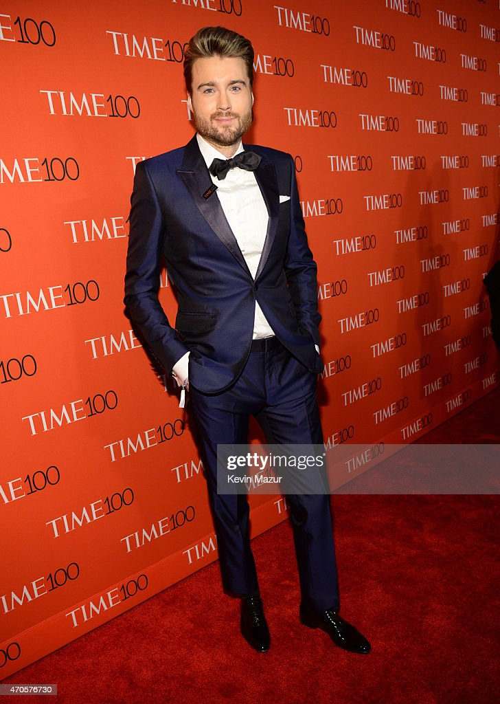 Pete Cashmore attends TIME 100 Gala, TIME's 100 Most Influential People In The World at Jazz at Lincoln Center on April 21, 2015 in New York City.
