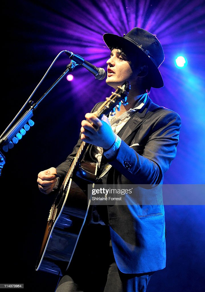 Pete Doherty Performs At Manchester Academy