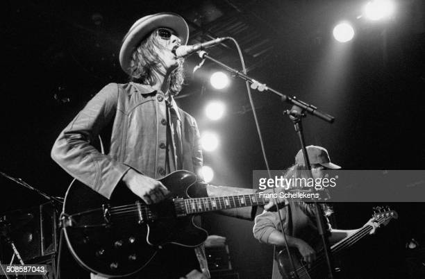 Pete Droge, vocal-guitar, performs at the Melkweg on 6th June 1997 in Amsterdam, Netherlands.